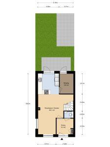 Plattegrond bouwnummer 24