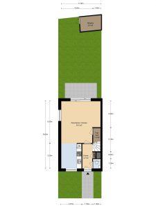 Plattegrond bouwnummer 3
